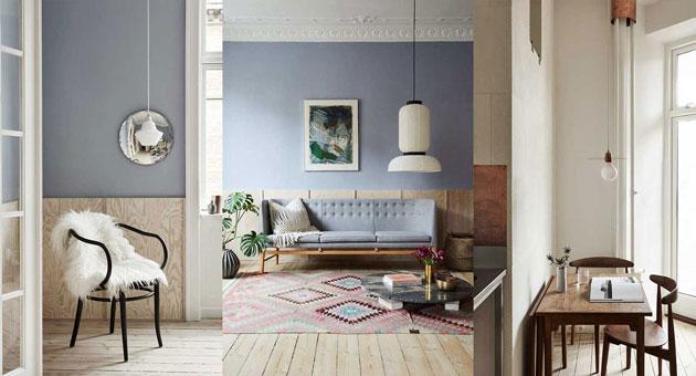Phong cách Scandinavian, by kiến trúc Doorway st 10