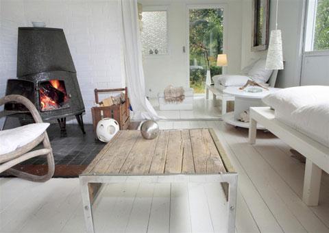 Phong cách Scandinavian, by kiến trúc Doorway st 11