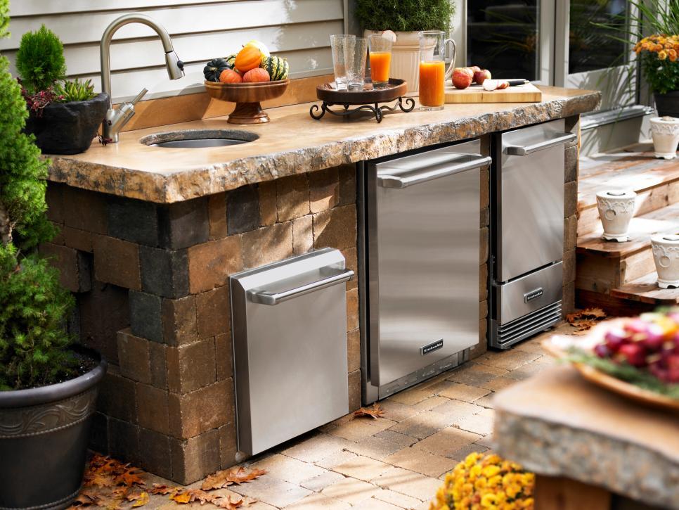 Thiết kế bàn bếp đẹp độc đáo by kiến trúc Doorway, ảnh tiêu biểu