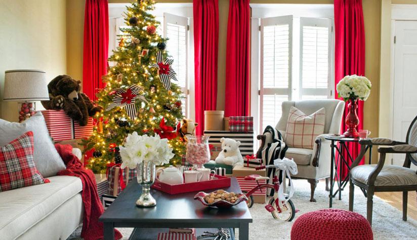 Trang trí nội thất mùa Noel 2018 by kiến trúc Doorway - Thiết kế nội thất, ảnh tiêu biểu