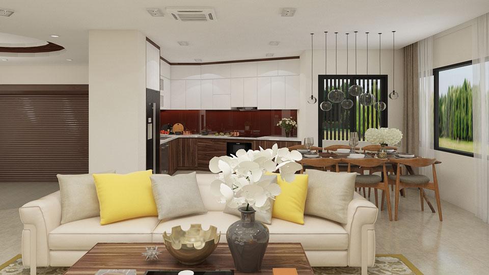 Tìm đơn vị thiết kế thi công nội thất nhà đẹp 2019 by kiến trúc Doorway ảnh tiêu biểu