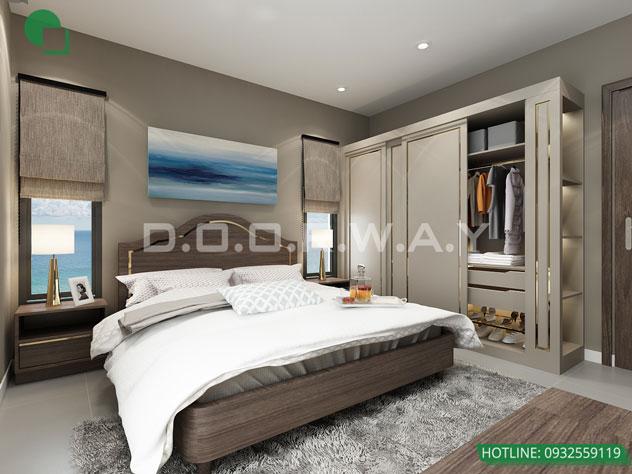 Ghim ngay 15+ thiết kế nội thất phòng ngủ đẹp 10m2, 20m2, 30m2 by kiến trúc Doorway 01