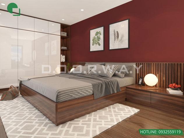 Ghim ngay 15+ thiết kế nội thất phòng ngủ đẹp 10m2, 20m2, 30m2 by kiến trúc Doorway 11