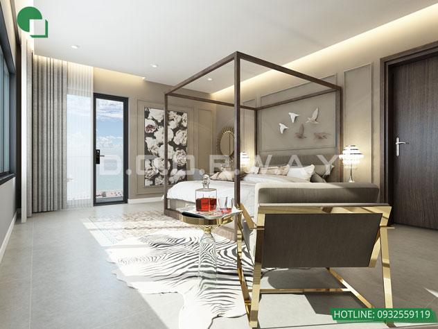 Ghim ngay 15+ thiết kế nội thất phòng ngủ đẹp 10m2, 20m2, 30m2 by kiến trúc Doorway 12