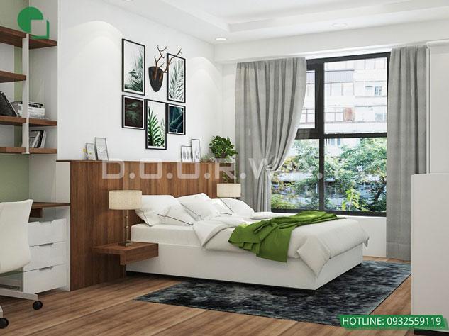 Ghim ngay 15+ thiết kế nội thất phòng ngủ đẹp 10m2, 20m2, 30m2 by kiến trúc Doorway 14