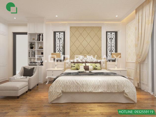 Ghim ngay 15+ thiết kế nội thất phòng ngủ đẹp 10m2, 20m2, 30m2 by kiến trúc Doorway 04