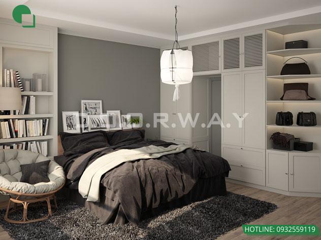 Ghim ngay 15+ thiết kế nội thất phòng ngủ đẹp 10m2, 20m2, 30m2 by kiến trúc Doorway 06