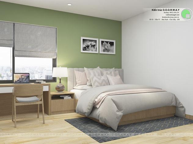 Ghim ngay 15+ thiết kế nội thất phòng ngủ đẹp 10m2, 20m2, 30m2 by kiến trúc Doorway 07