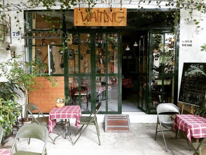 1- sân vườn4 - 10 mẫu & ý tưởng thiết kế quán cafe nhỏ giá rẻ đẹp nhất 2019