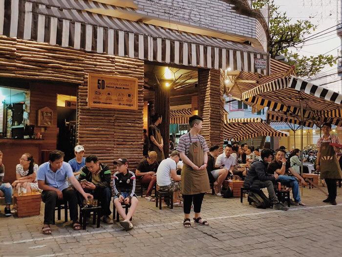 2- quán cóc bình dân 2 - 10 mẫu & ý tưởng thiết kế quán cafe nhỏ giá rẻ đẹp nhất 2019