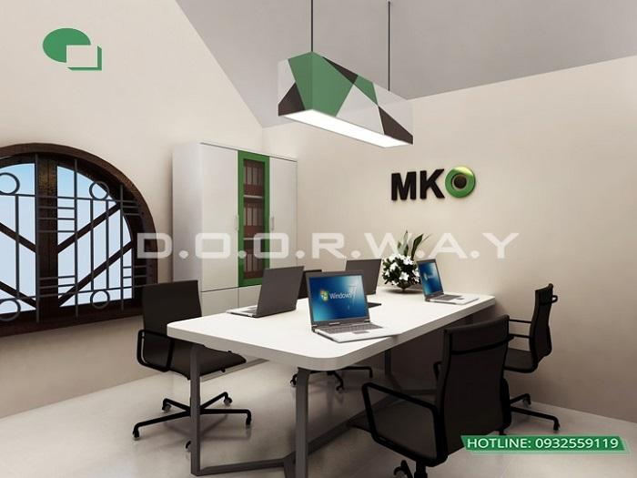 2-Dịch vụ thi công nội thất văn phòng hiện đại chuyên nghiệp
