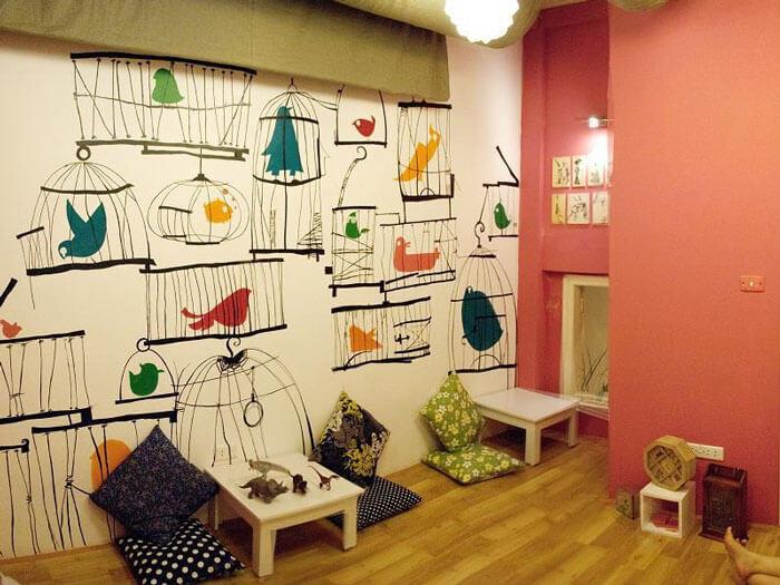 3- quán bệt1 - 10 mẫu & ý tưởng thiết kế quán cafe nhỏ giá rẻ đẹp nhất 2019
