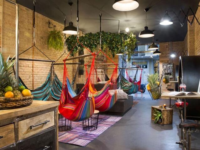 4- quán võng 2 - 10 mẫu & ý tưởng thiết kế quán cafe nhỏ giá rẻ đẹp nhất 2019