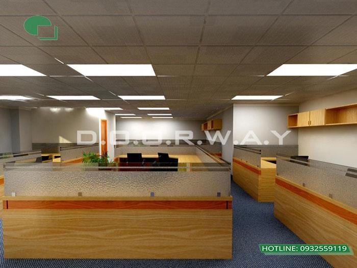 4-Dịch vụ thi công nội thất văn phòng hiện đại chuyên nghiệp