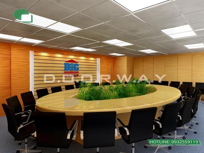 5-Dịch vụ thi công nội thất văn phòng hiện đại chuyên nghiệp
