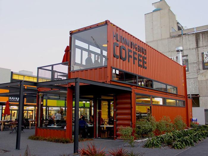 6- cafe container 1 - 10 mẫu & ý tưởng thiết kế quán cafe nhỏ giá rẻ đẹp nhất 2019