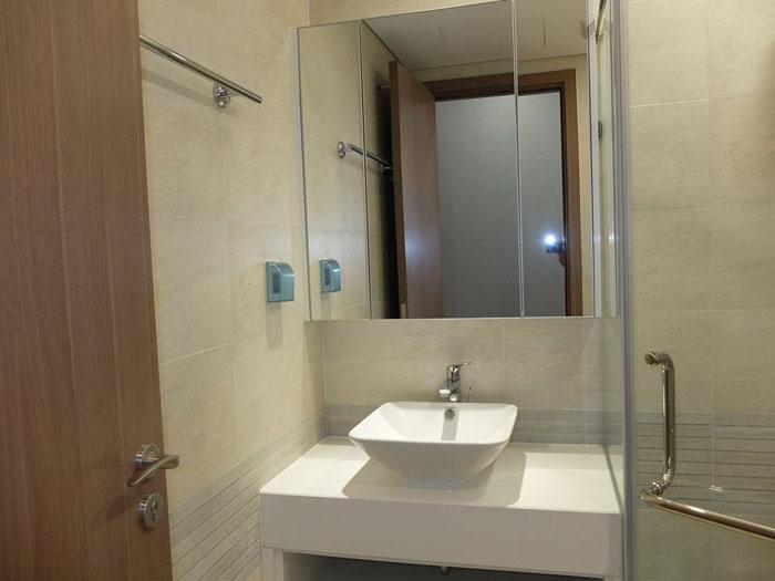 Phòng vệ sinh - Cải tạo và thiết kế nội thất Vinhomes Metropolis Liễu Giai