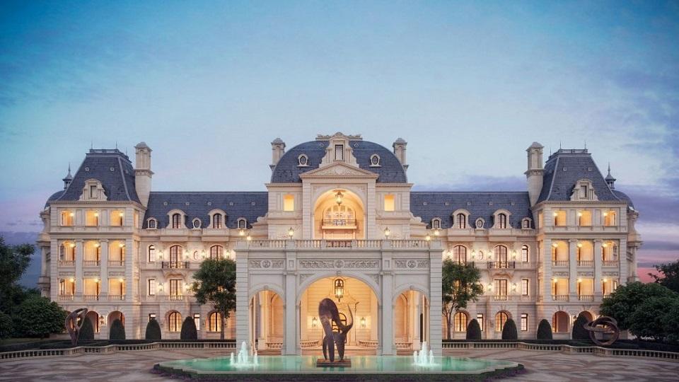 Ảnh tiêu biểu- Xem những lưu ý khi thiết kế khách sạn cổ điển