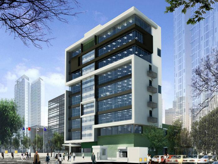 6 - 10 Mẫu thiết kế khách sạn 7 tầng đẹp hiện đại, tân cổ điển,...