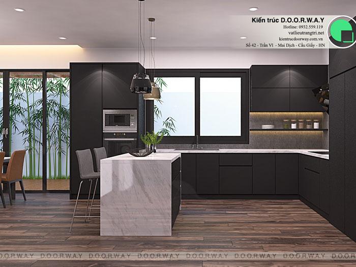 PB- [2019] Thiết kế căn hộ 87m2 Sky Park Residence - Nội thất sang trọng
