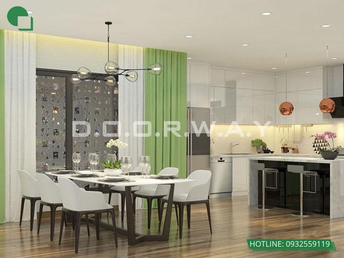 PB- Tổng hợp thiết kế chung cư Sky Park Residence - Nội thất đẹp