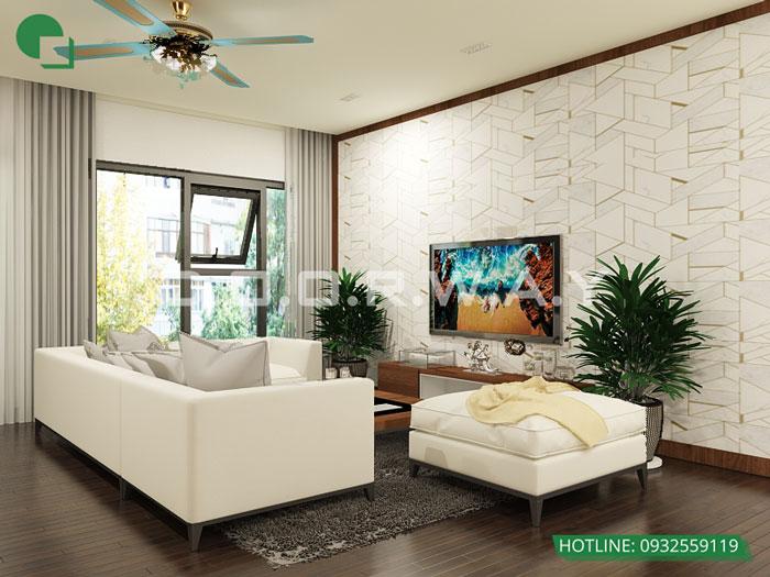 PK2- Tổng hợp thiết kế chung cư Sky Park Residence - Nội thất đẹp