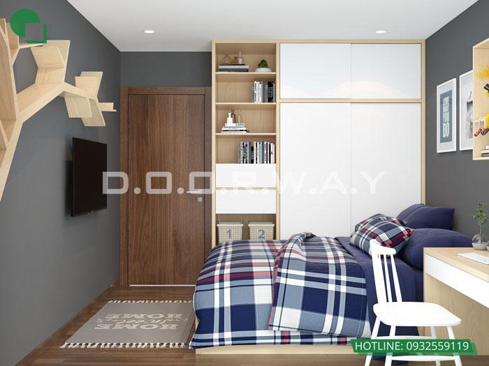 PK3(1)- Tổng hợp thiết kế chung cư Sky Park Residence - Nội thất đẹp