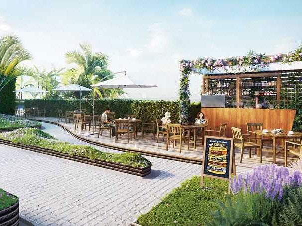 Tiện ích- Gợi ý thiết kế chung cư Imperia Sky Garden 423 Minh Khai
