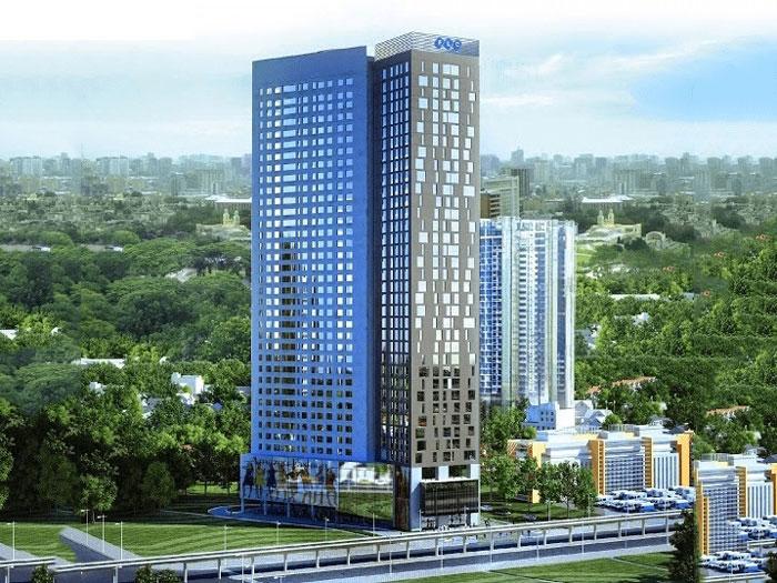 Toàn cảnh- [2019] Xem mẫu thiết kế căn hộ 61m2 FLC Green Apartment - Nội thất đẹp