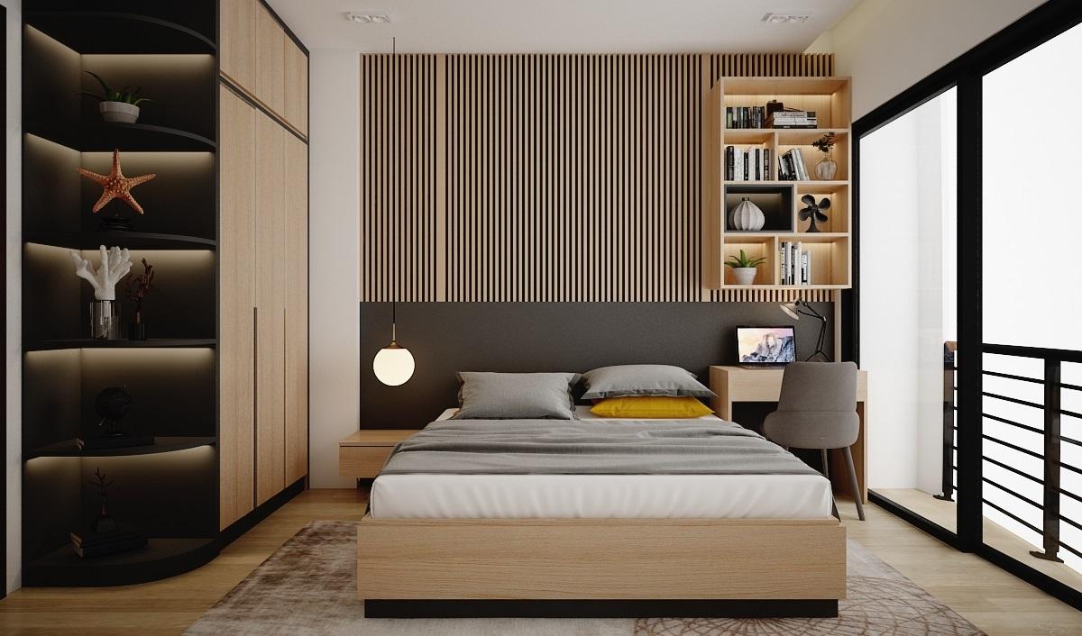 0- Mẫu đẹp cho nội thất căn 2 phòng ngủ Sunshine Center - Update 2019