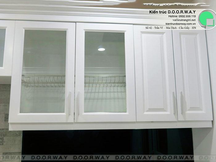 3- Mẫu thi công nội thất tủ bếp gỗ công nghiệp An Cường đẹp