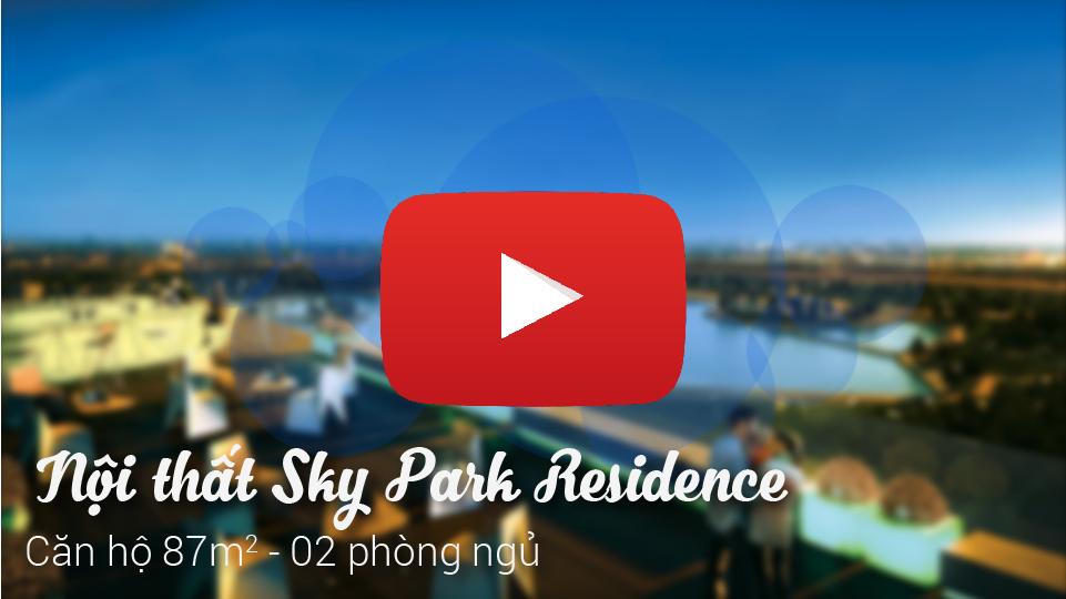 Ảnh tiêu biểu- Chiêm ngưỡng vẻ sang trọng trong nội thất căn hộ 87m2 Sky Park Residence