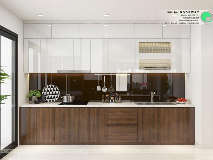 PB- Mẫu thiết kế nội thất căn hộ Hateco Apollo - nhiều mẫu đẹp 2019