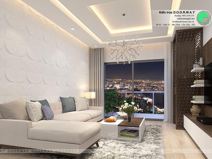 PK1- Mẫu thiết kế nội thất căn hộ Hateco Apollo - nhiều mẫu đẹp 2019