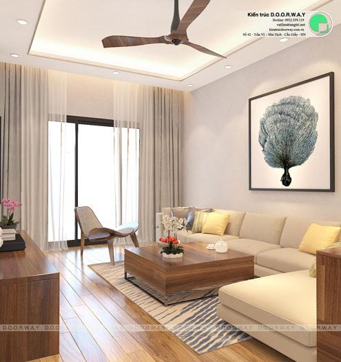 PK2- Mẫu đẹp cho nội thất căn 2 phòng ngủ Sunshine Center - Update 2019