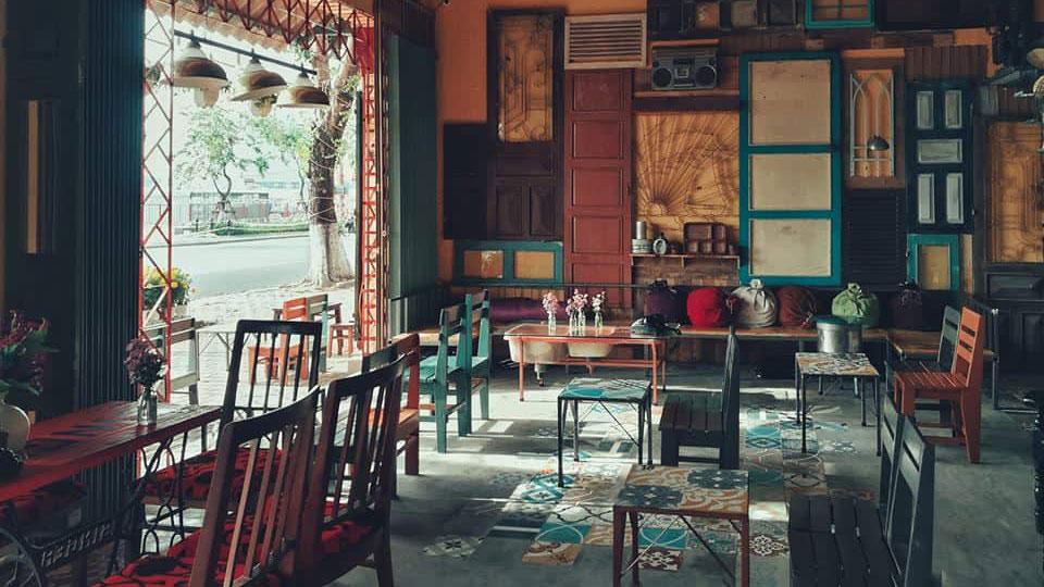 Ảnh tiêu biểu- [Doorway]Thiết kế quán cafe vintage như thế nào