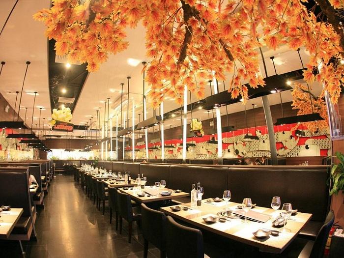 1- Top 5 các phong cách thiết kế nhà hàng được lòng thực khách