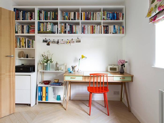 2- Cách thiết kế nội thất phòng học cho trẻ em tạo cảm hứng học tập