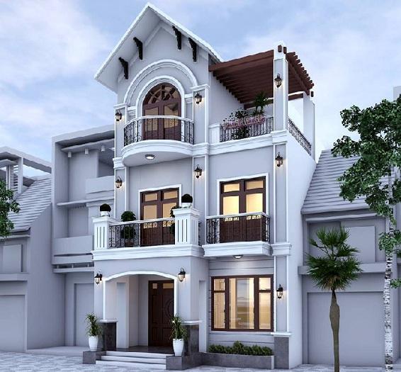 2- Gợi ý giải pháp thiết kế nhà mặt tiền 12m sâu 8m phù hợp