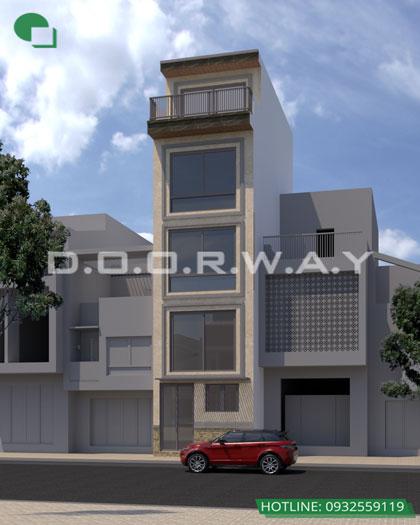 3- Tổng hợp 7 mẫu thiết kế nhà phố 4x11m đẹp năm 2019