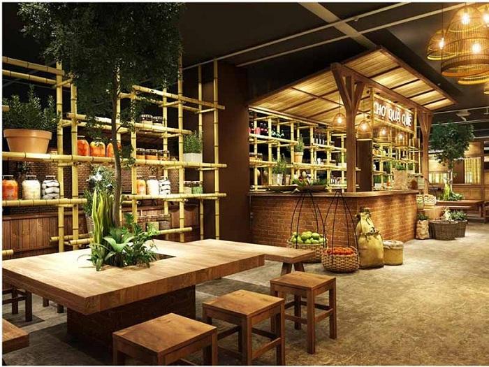 4- Top 5 các phong cách thiết kế nhà hàng được lòng thực khách