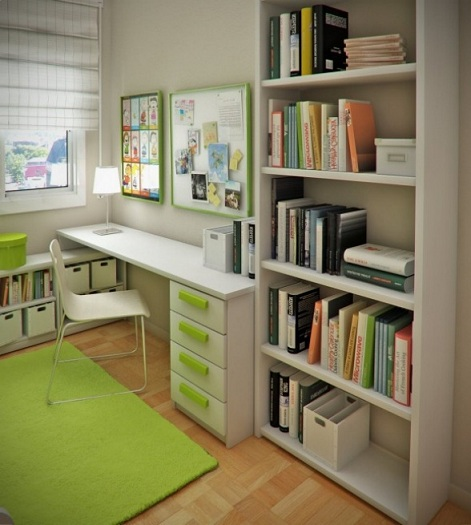 4- Cách thiết kế nội thất phòng học cho trẻ em tạo cảm hứng học tập