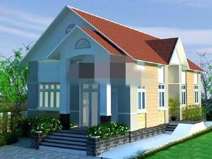 4- Tư vấn thiết kế nhà đẹp 8x20m và đơn vị thiết kế uy tín tại Hà Nội