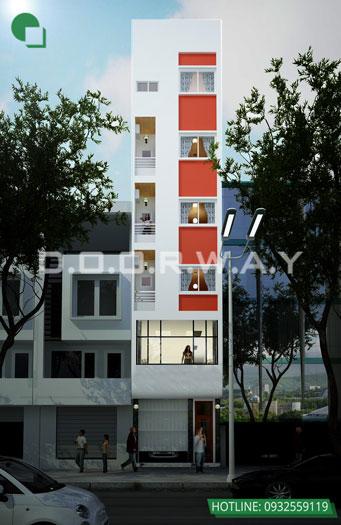 4- Tổng hợp 7 mẫu thiết kế nhà phố 4x11m đẹp năm 2019