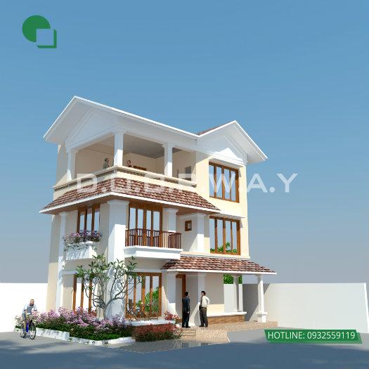 5- Ấn tượng khó phai với mẫu thiết kế biệt thự 3 tầng hiện đại