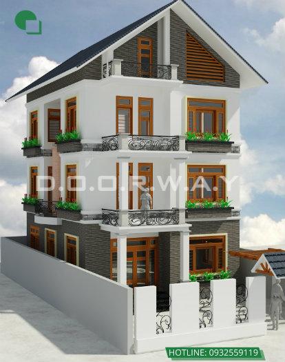 6- Ấn tượng khó phai với mẫu thiết kế biệt thự 3 tầng hiện đại