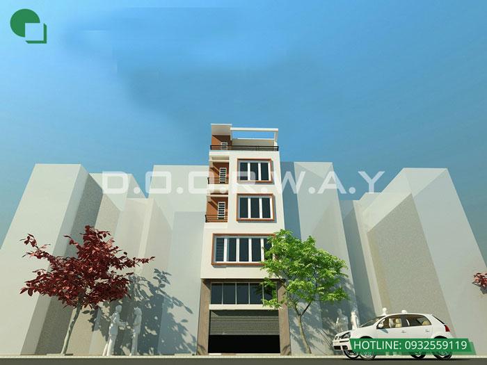 7- Tổng hợp 7 mẫu thiết kế nhà phố 4x11m đẹp năm 2019