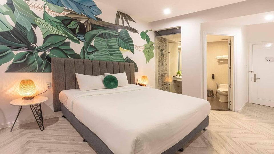 Ảnh tiêu biểu- Ý tưởng thiết kế khách sạn đẹp - Xu hướng 2019