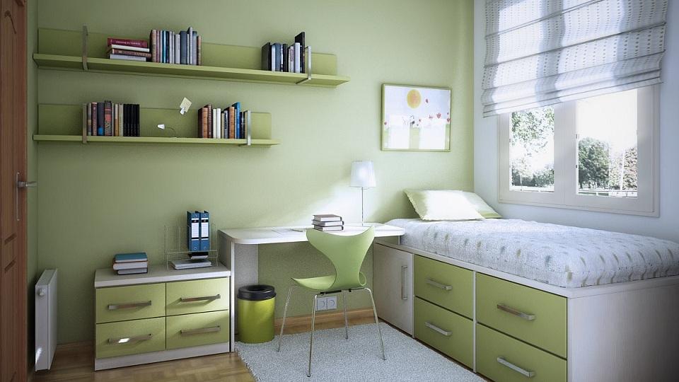 Ảnh tiêu biểu- Cách thiết kế nội thất phòng học cho trẻ em tạo cảm hứng học tập