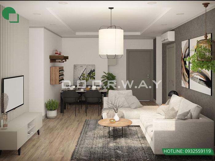1-nội thất chung cư trọn gói